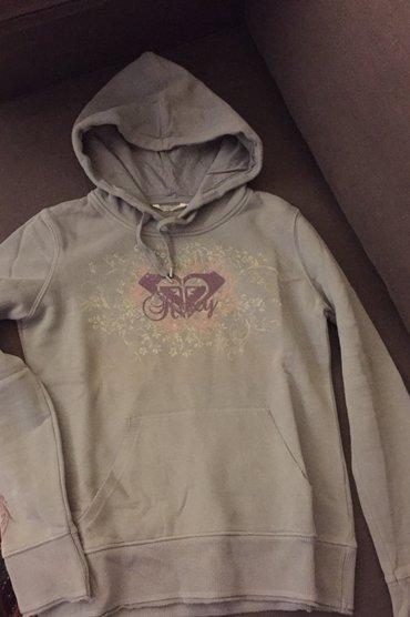 Φουτερ hoodie roxy . No ηλικία 10-12 χρ .  12€