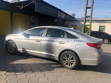 Hyundai - Кыргызстан: Hyundai Sonata 2 л. 2016 | 103 км