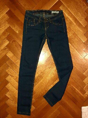 Suknjica-jeans - Srbija: Terranova skinny jeans
