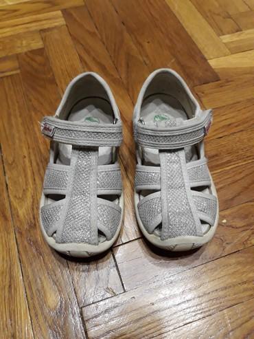 Falcotto Naturino sandale, 23-24. Udobne, svetlucave sandalice, nosene - Belgrade