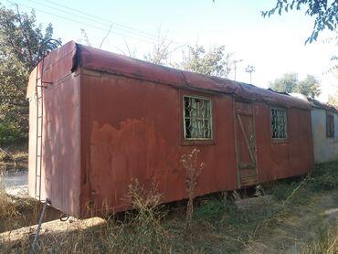 жилые вагончики бу в Кыргызстан: Вагончик строительный. На колесах. Каждый по 80000 сом