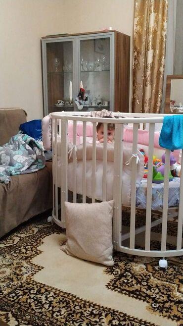 usag kravati - Azərbaycan: Продается детская кровать,имеющая несколько функций,также к ней