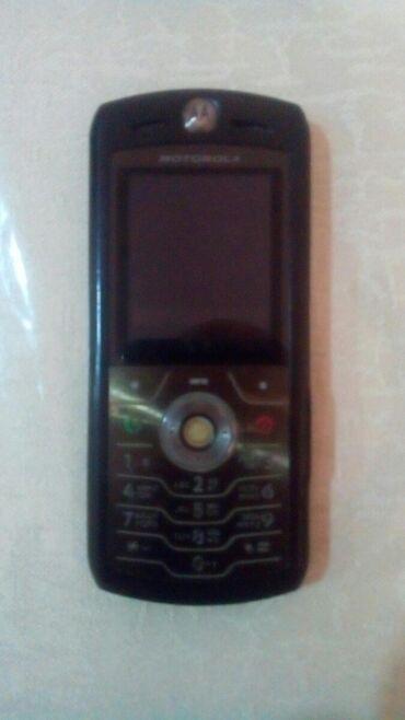 Motorola - Azərbaycan: Salam Motorola L7 satilir. tam islekdi. QEYDIYYATLI. hal hazirda