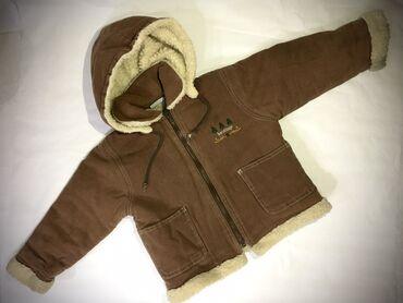 детская осенняя одежда в Кыргызстан: Осенняя искусственная дубленочка на 2 годика. [куртка