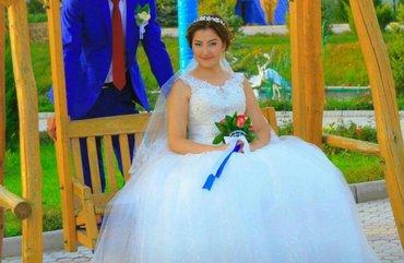 Свадебные платья в Бишкек