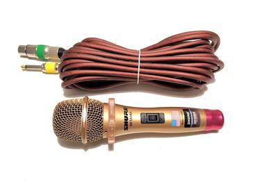 Mikrofoni   Srbija: Mikrofon Shure BETA 98AOdlicna replika popularnog mikrofona Shure beta
