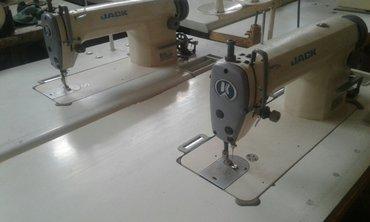 Срочно Продажа б/у  швейных промышленный  машин jack  в Бишкек