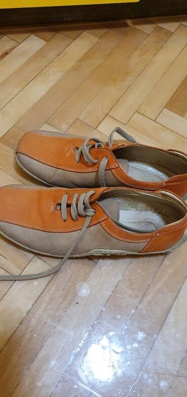 Kozne patike, par puta obuvene