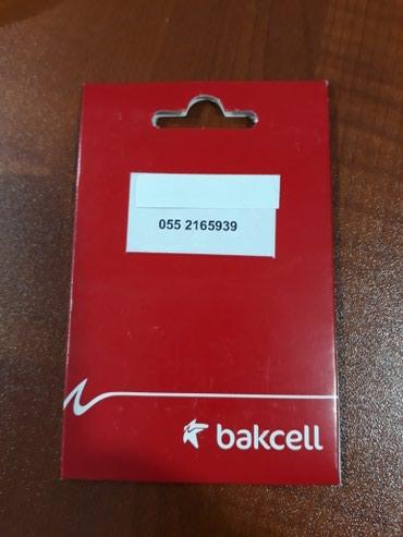 Bakı şəhərində Bakcell 2165939 yeni