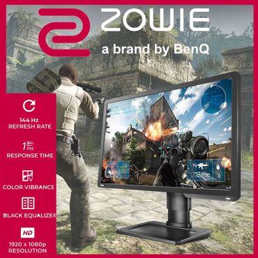 - Azərbaycan: Benq zowie xl2411p- 24 inch 144 hz-gaming(oyun) monitor 1080p 1ms  dia