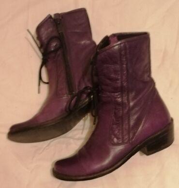 Kozne bordo cizme izuzetnog dizajna i kvaliteta
