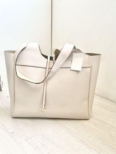 Новая! Абсолютно новая шикарная сумка «Шопер» с этикеткой от H&M!