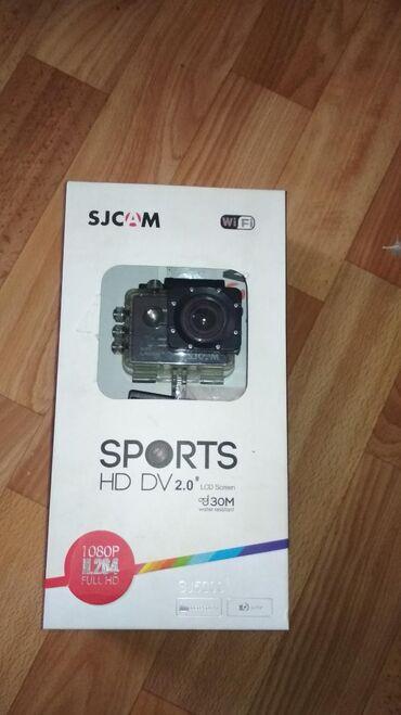 Экшн камера - SJCam SJ5000 Plus с 16,37 МП матрицей способен выдавать
