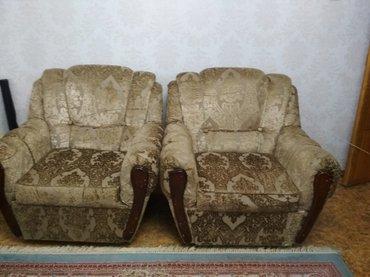 Продаю б/у мягкую мебель в Бишкек