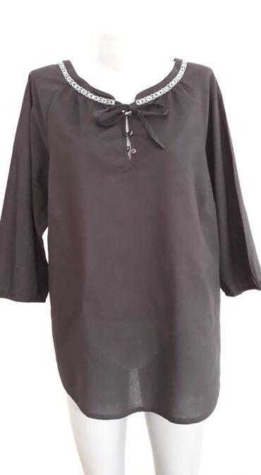 Tunika sheego 48 nova cena 800pamukzift crna zbog blica izgleda