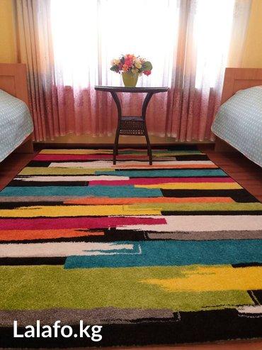 даю совершенно новый трех комнатный коттедж: 2 спальни , зал студия в Чок-Тал