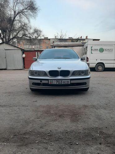 BMW 525 2.5 л. 2002 | 123 км