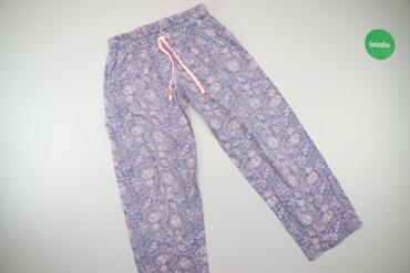 Жіночі піжамні штани з абстракцією Love To Lounge, p. S    Довжина: 86
