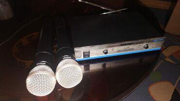 Studiya mikrofonları