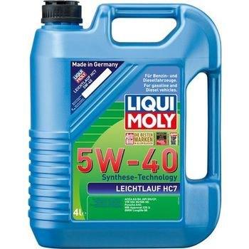 """Bakı şəhərində Mühərrik yağı """"LIQUI MOLY - LEICHTLAUF HC7 5W-40 4L"""""""
