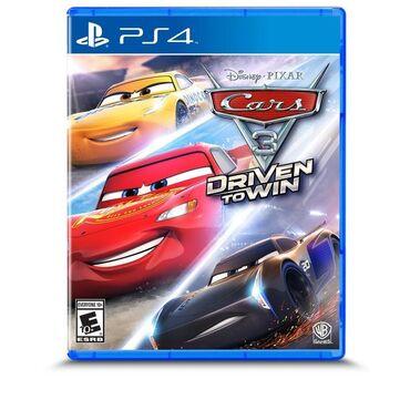 ps4 oyunlari - Azərbaycan: Cars 3 driven to win. PlayStation 4 Oyunlarının Və Aksesuarlarının
