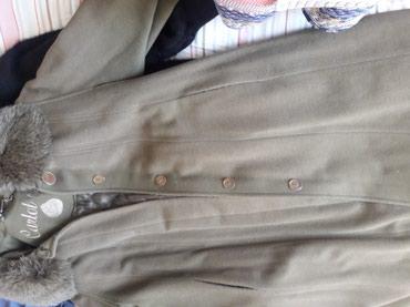 Продаю женское кашемировое пальто,50-52 размера.Состояние среднее. в Беловодское