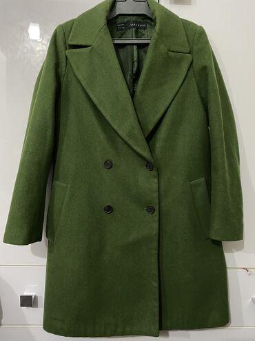 uslugi mashiny s kranom в Кыргызстан: Пальто Zara оригинал покупала в Москве размер s-m