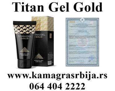 Titan Gel Gold - Belgrade