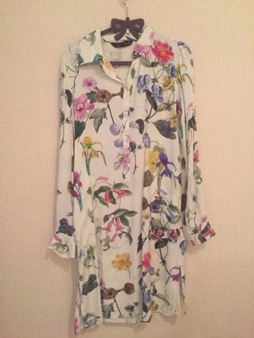 Bakı şəhərində Zara, платье рубашка, размер S
