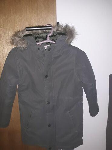 Dečja jakna,uži model,vel 9-10