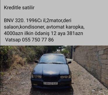 bmw 3 серия 340i xdrive - Azərbaycan: BMW 320 2.2 l. 1996 | 180000 km
