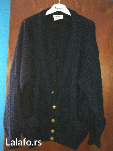 Džemper muski vel xl nov teget boje - Smederevska Palanka