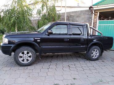 черный ford в Кыргызстан: Ford Ranger 2.4 л. 2006