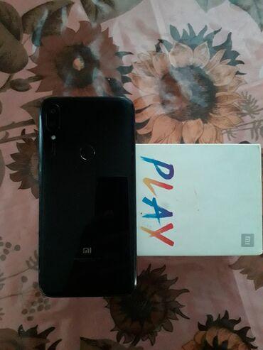 Электроника в Ленкорань: Б/у Xiaomi Redmi Play 2019 64 ГБ Черный