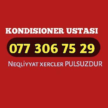 kondisoner temiri - Azərbaycan: Kondisioner ustasiKondisoner ustasiKandisaner ustasiKondisaner