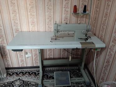 швейные машинки прямо строчки в Кыргызстан: Продаю швейную машину, прямо строчка, Машина в хорошем состоянии