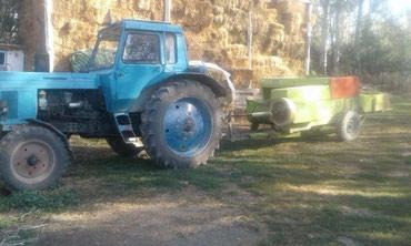 Срочно срочно продаю трактор МТЗ 80 с в Каракол
