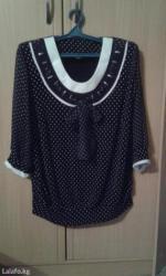 Новая блузка размер 50 Кыргызстан в Бишкек