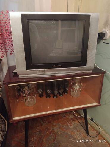 Televizorlar - Samux: Televizor və altlığı satılır ikisi bir yerdə 150 AZN