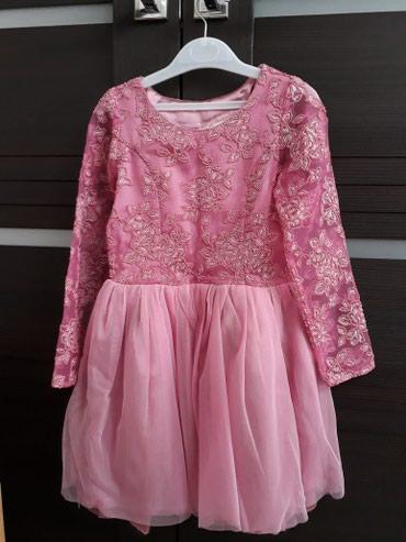 Детское платье нарядное на 6-7лет. в Бишкек