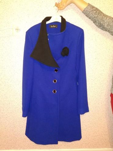 Paltolar Gəncəda: Az geynilmiş palto,gül detayı çıxır,əyində çox gözəl durur,heç bir