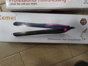 Pegle | Srbija: Nova pegla za kosu