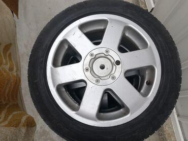 Felne 5x100 16 sa gumamaDosle iz nemacke ok stanje gume solidne