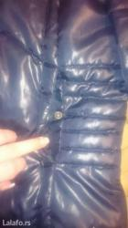 Only teget jakna,veličina s,kupljena u barseloni,ali nažalost nije - Pozarevac