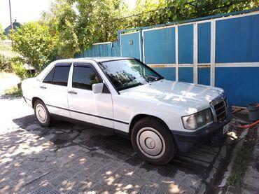 Mercedes-Benz в Кыргызстан: Mercedes-Benz 190 (W201) 2 л. 1985 | 250000 км