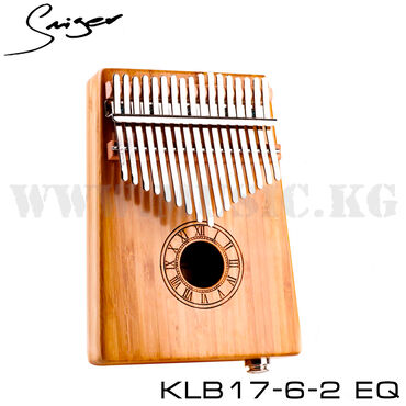 наушники marshall mode eq в Кыргызстан: Калимба Smiger KLB17-6-2 EQКорпус: Стандартный, с резонаторным