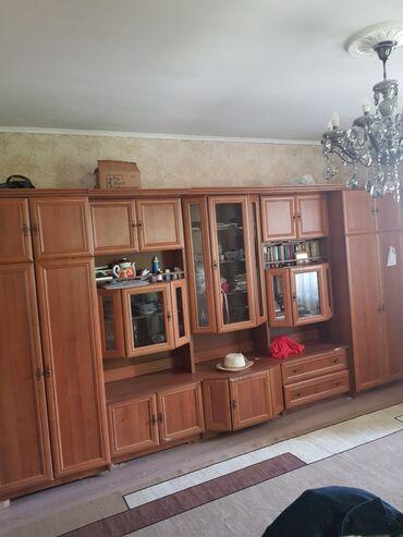 Продаю стенку (сервант) для зала/гостинной из 5 наборов, длина 4