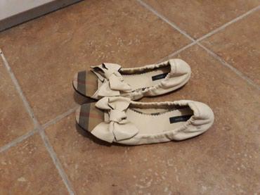 Ravne,kozne sandale br 36 nove izutetno udobne bez boja za samo 499 - Pozarevac