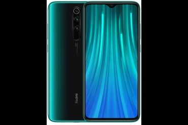 redmi 6 pro цена в бишкеке в Кыргызстан: Xiaomi Redmi Note 8 Pro   64 ГБ   Синий