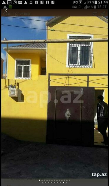 Xırdalan şəhərində Masazirda 2 màrtàbàli alti qarawli 3 otaqli tàmirli hàyàt evi